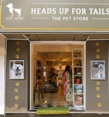 Heads Up For Tails Pet Supply Store Khan Market Delhi