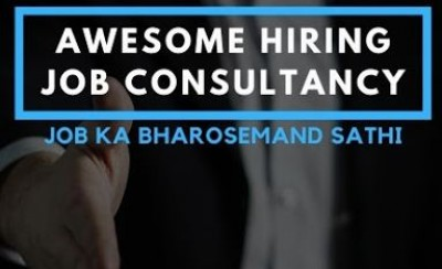Awesome Hiring Job Consultancy