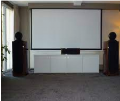 Screen Projector On Rent